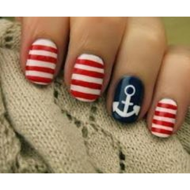 4th of july nails??