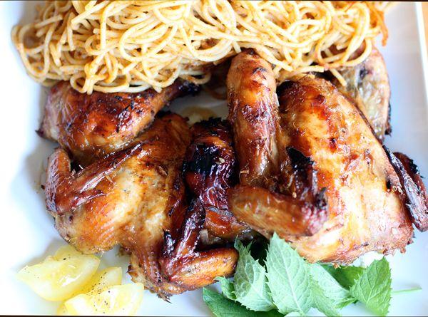 Thai Grilled Chicken Recipe | Ethnic Recipes | Pinterest