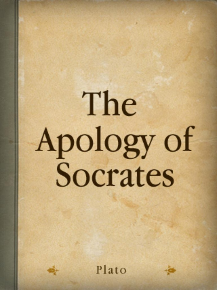 an analysis of the apology from socrates When socrates gave his apology to his fellow athenian's in 399 bc, after being accused of not beveling in the gods recognized by the state as well.