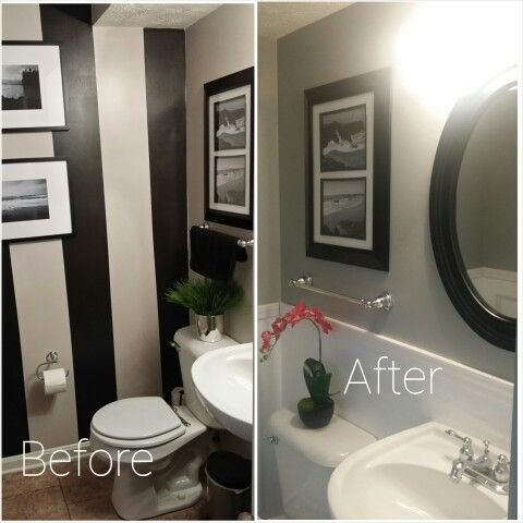 bathroom decor makeover by k bell decorating diva