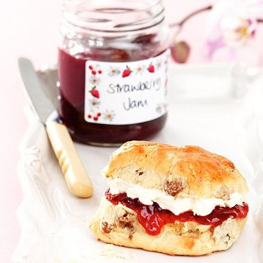Summer Strawberry Jam recipe. Perfect with homemade scones. | Jam ...