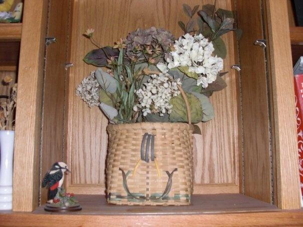 Spring has sprung basket basket weaving pinterest