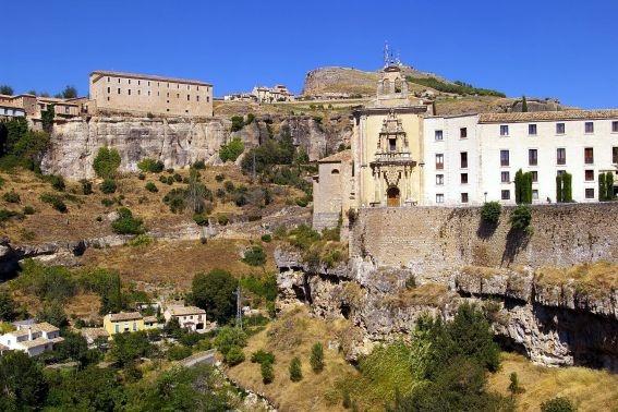 Parador de Cuenca, Cuenca, Spain  Been there  Pinterest