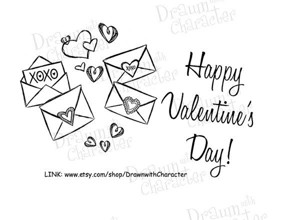 valentine day mail delivery
