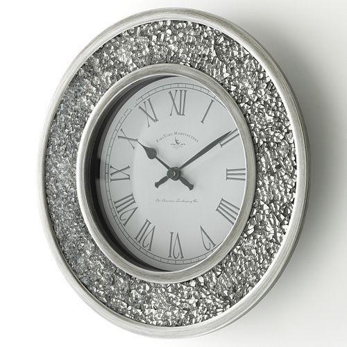 FirsTime Mosaic Wall Clock   Home Decor   Pinterest