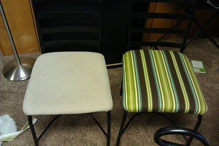 Before After Dining Room Chairs