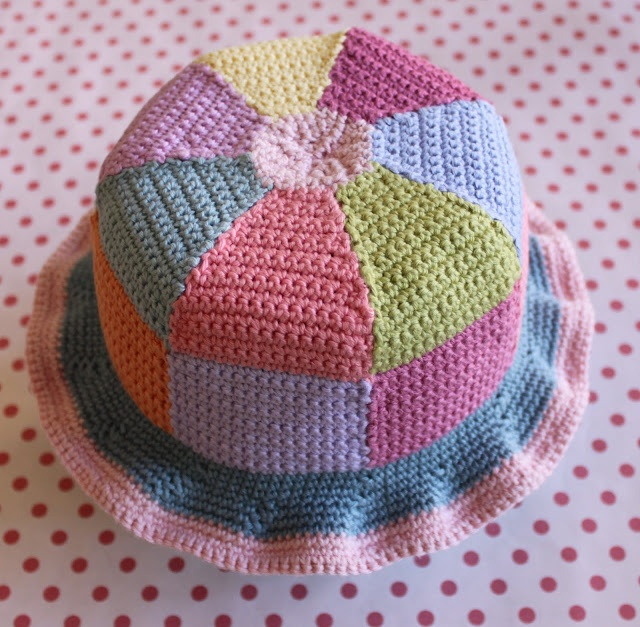 Free Crochet Pattern For Childs Owl Hat : Crochet Summer hat Crochet Baby Hats Pinterest