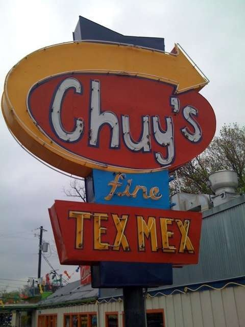 Chuy39;s TexMex in Austin, Texas. I could go there for happy hour every