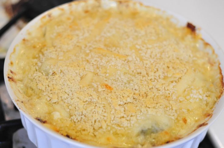 potato, leek, & artichoke gratin | Recipes to Try | Pinterest