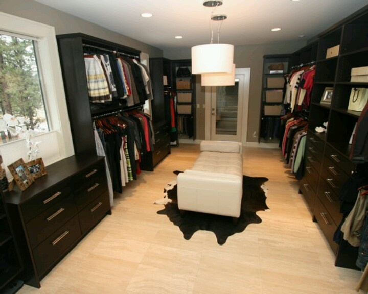 Dressing Room Walk In Closet Keep It Together Now Storage