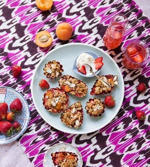 20 Summery Strawberry Recipes — Recipe Roundup