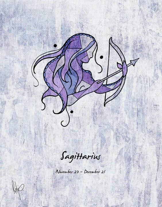 Sagittarius Woman  Tattoos Pinterest