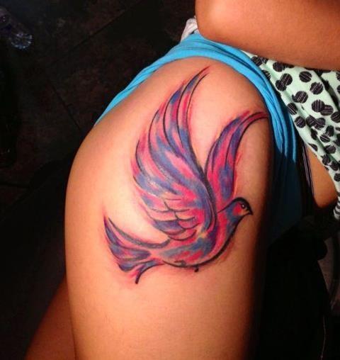 125 Adorable Bird Tattoo Designs For The Bird Lover