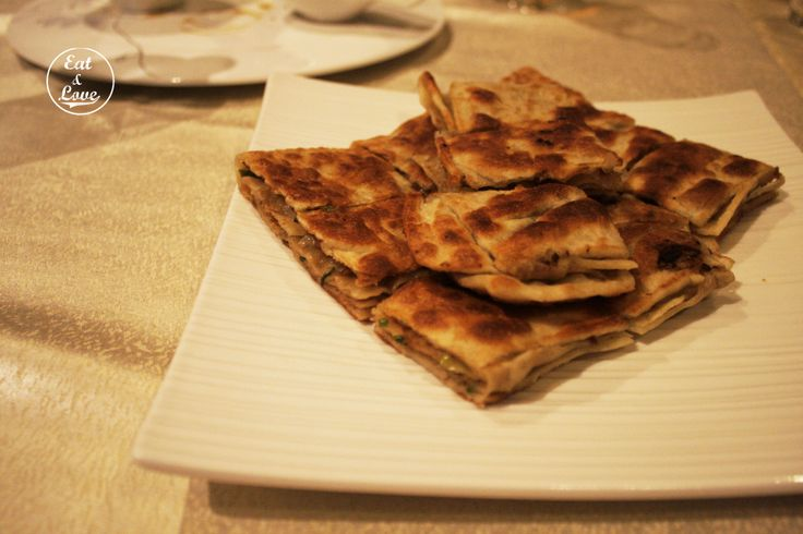 Torta pekinesa - Restaurante chino El Bund Madrid