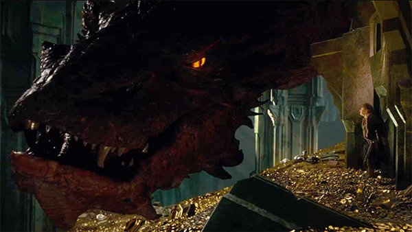 Dragon! 'The Hobbit' Trailer Offers First Look at Mighty Smaug