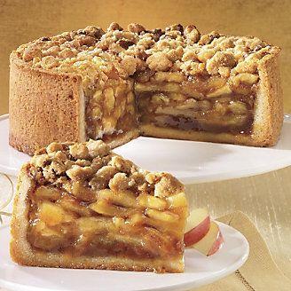 deep dish apple pie | Recipes | Pinterest