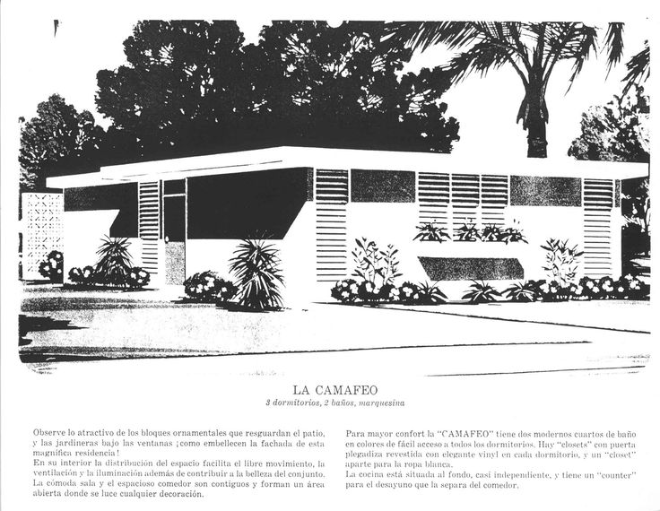 Levittown Puerto Rico  City pictures : Levittown Puerto Rico | Houses and Floor Plans of Simpler Times ...