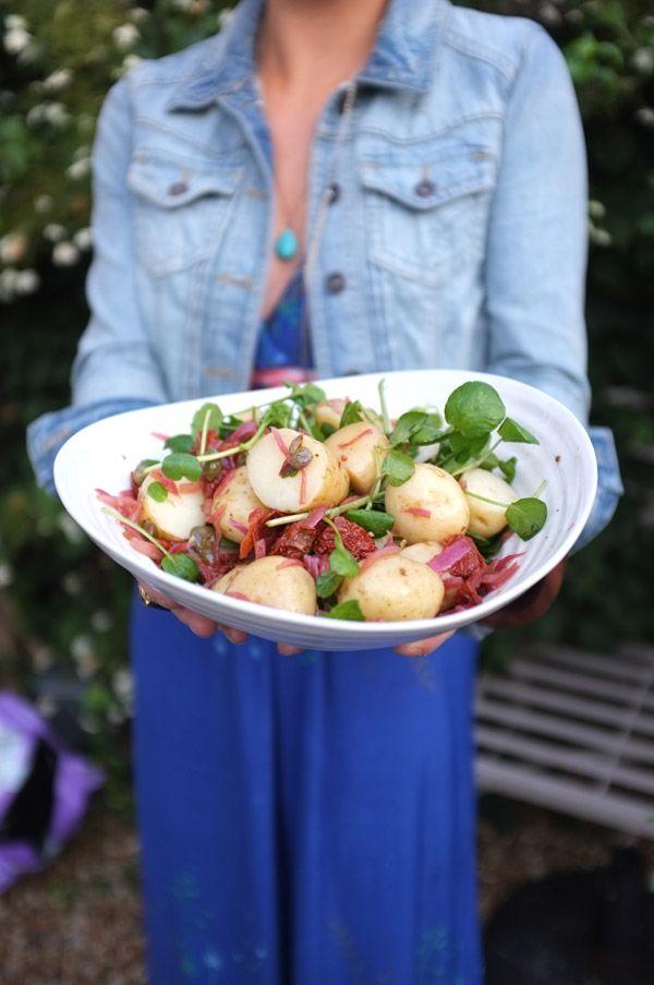 new potato salad | Interesting Tidbits | Pinterest