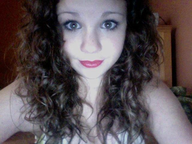 Natural curly hair! | Hair and Makeup | Pinterest