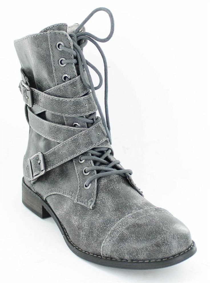Simple  Would Go With Boots I Dig These More Shoes Boots Grey Boots Outfit