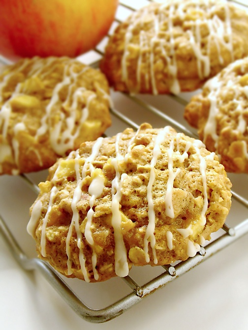 maple glazed applesauce cookies The original link was a no go, I ...