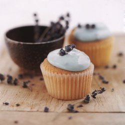 lavender amp honey cupcakes punchfork