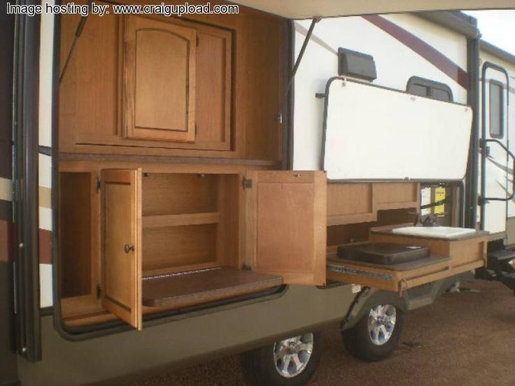 Perfect outdoor kitchen travel trailer future projects for Perfect outdoor kitchen