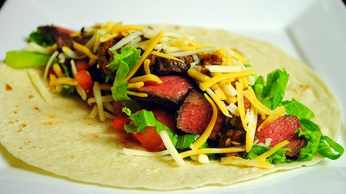 Grilled Steak Tacos Recipe | food and drink | Pinterest