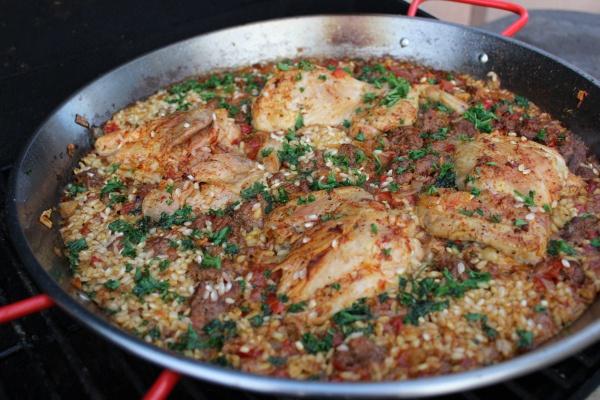 chicken paella | Eatable & Drinkable | Pinterest