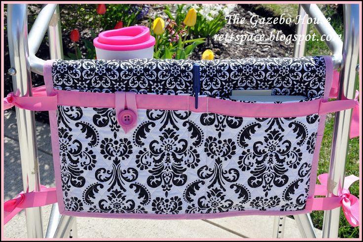 Crochet Patterns For Walker Bags : Pin by Sandee Lynn on crafty Pinterest