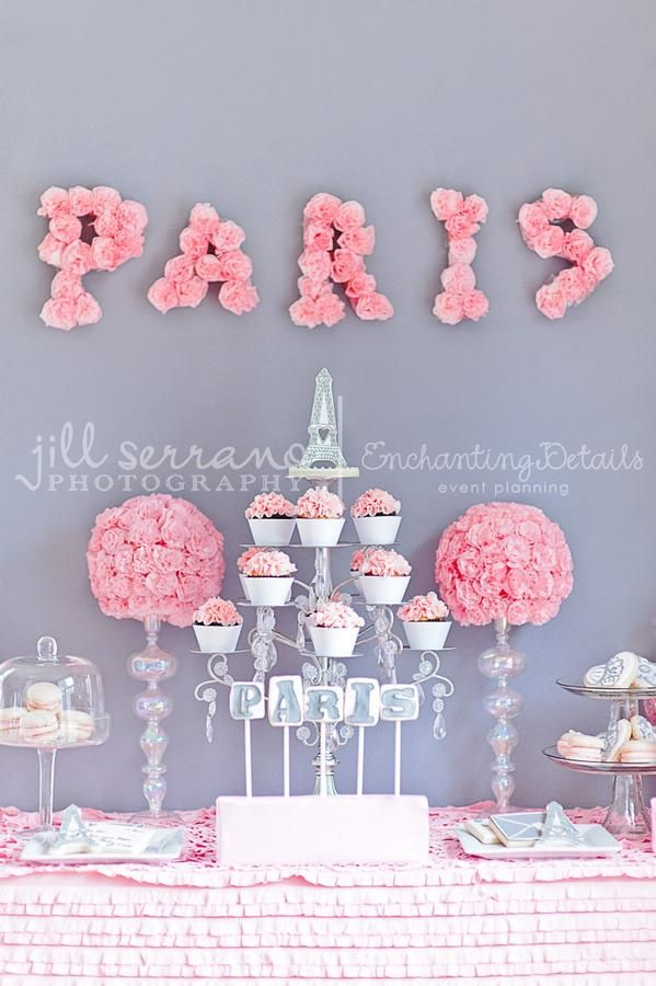 french theme party party decor i love pinterest