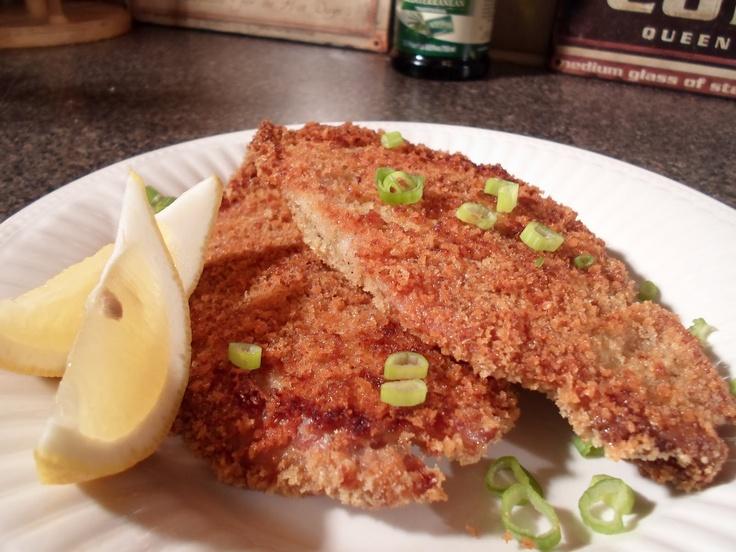 Oven Fried Pork Chops | ♓️Food & Desserts #2♓️ | Pinterest