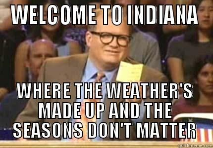 indianapolis weather memorial day