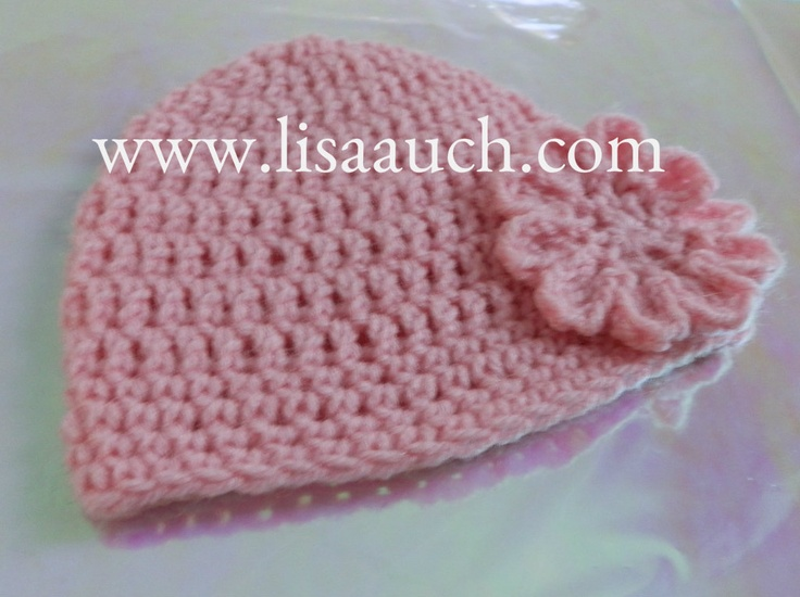 Free Crochet Baby Hat Patterns : Free Crochet Patterns for Baby Beanies