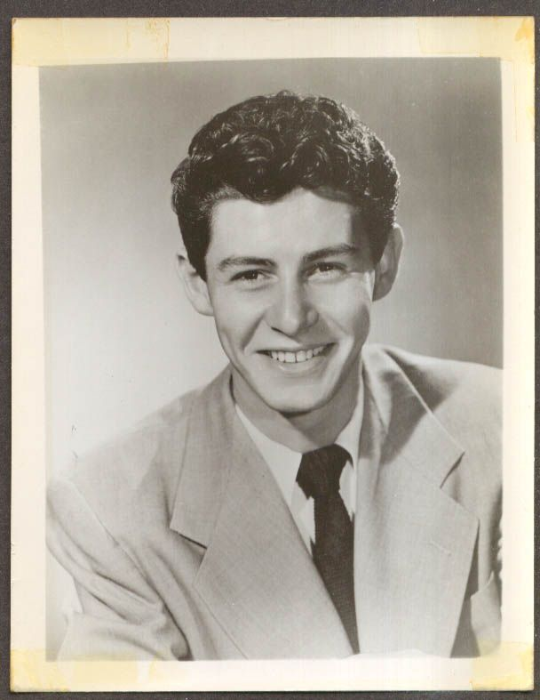 Eddie Fisher | Retro Stars & Starlets | Pinterest