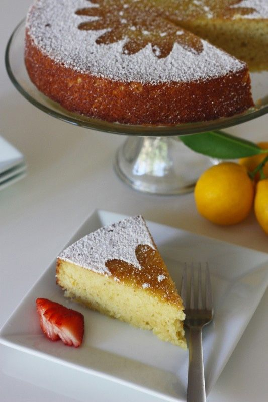 Quick And Easy Lemon Cake Recipe — Dishmaps