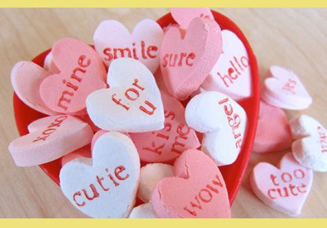 valentine day handmade card design