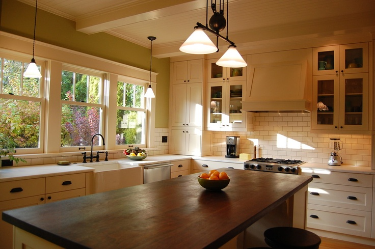 Pin by liza imbao on white kitchen dreams pinterest - Kitchen designers portland oregon ...