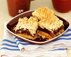 Date Squares | Cool to be square | Pinterest