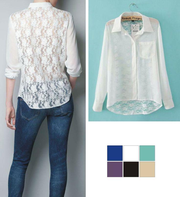 Pinterest Lace Blouse 61