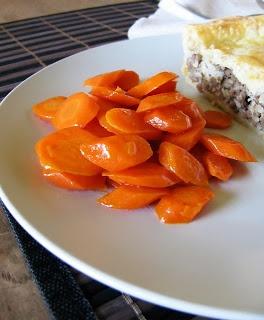 Whiskey Glazed Carrots | Side Dishes | Pinterest