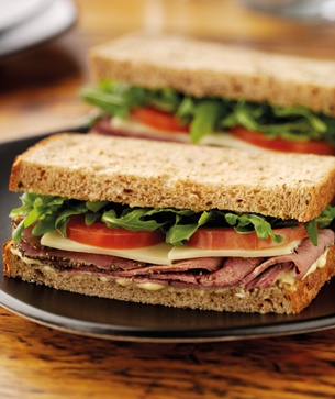 New York Deli Sandwich (Starbucks UK) | New York Deli's | Pinterest
