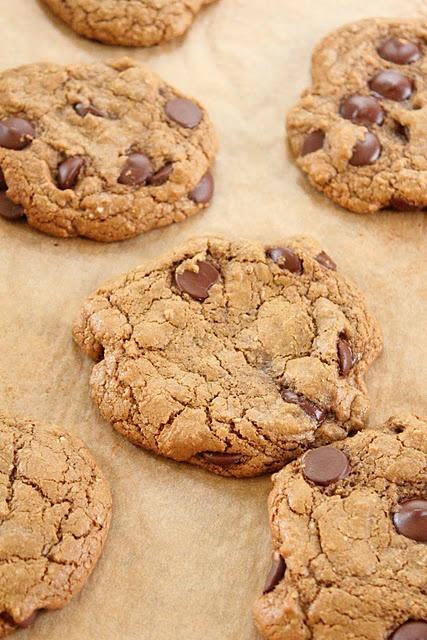 Espresso Chocolate Chip Cookies | Recipes - Cookies & Candies & Desse...