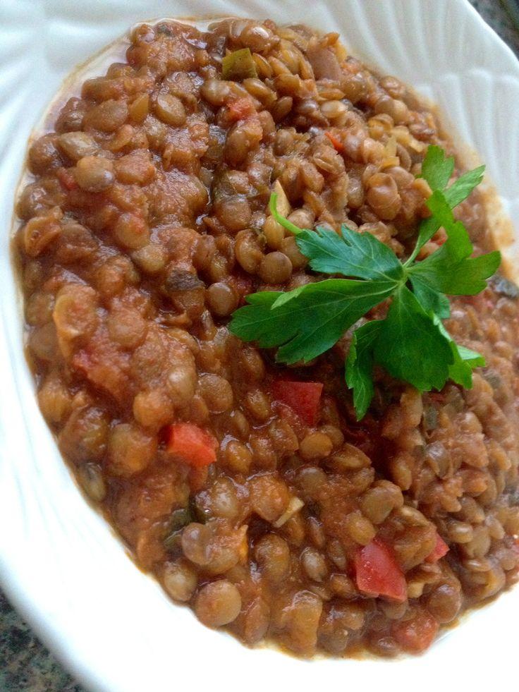 Lentil Chili | Chili, Chili and more Chili | Pinterest