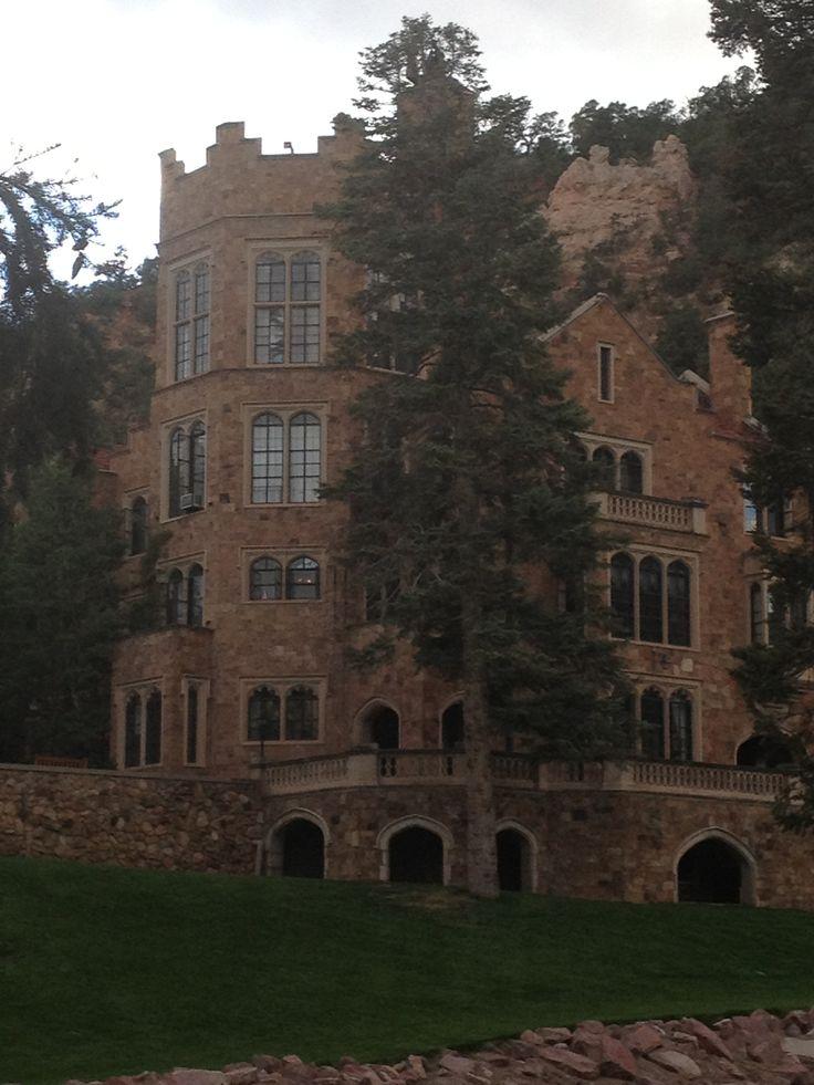 Glen Eyrie Castle Colorado Springs Colorado Springs