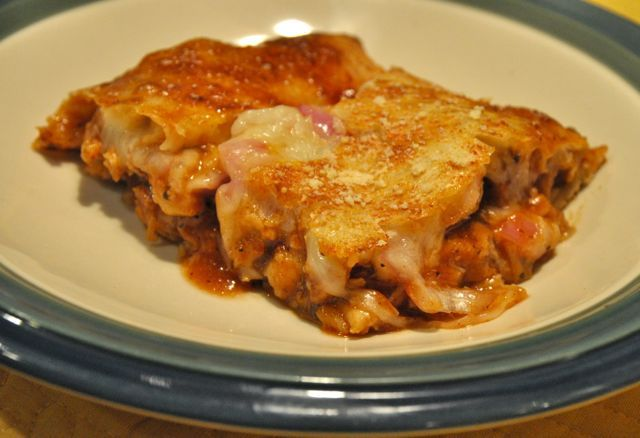 Hunk of Meat Monday: BBQ Chicken Calzones - Beyer Beware