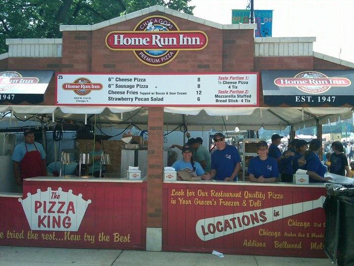 Pin by home run inn pizza on history pinterest for Home run inn