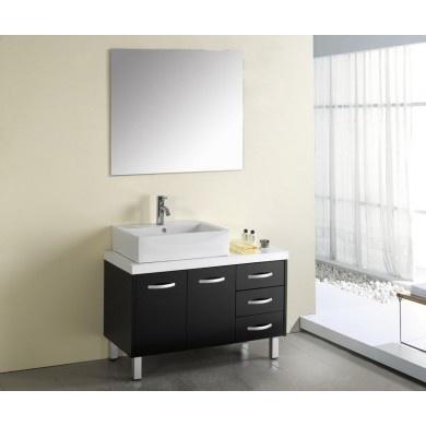 Bathroom Vanity on Virtu 40 Inch Tilda Single Bathroom Vanity   Dream Bathrooms
