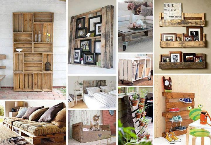 Wood Pallet Projects | Party Ideas | Pinterest