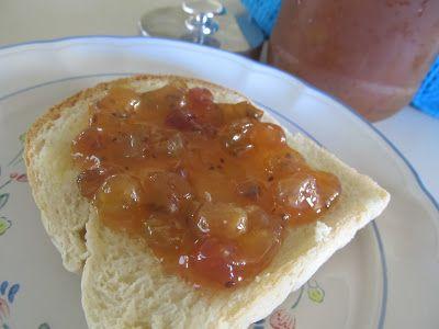 Gooseberry Jam | Favorite Foods | Pinterest